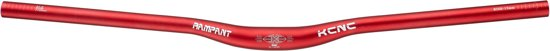 KCNC Rampant Riser Fietsstuur Ø31,8mm 15mm rood Rise 15 mm