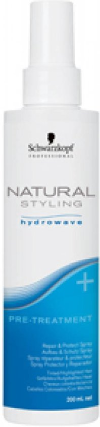 Schwarzkopf Natural Styling Pre-treatment 200 ml