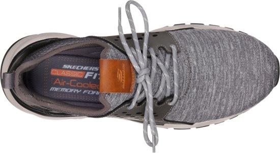 Maat Velton Relven Skechers 48 Grey Heren Sneakers 5 XFqBq8