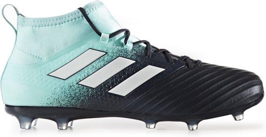 adidas ACE 17.2 FG Voetbalschoenen Maat 43 13 Mannen witzwartblauw