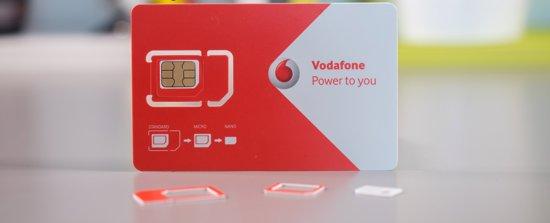 Vodafone Info Nummer