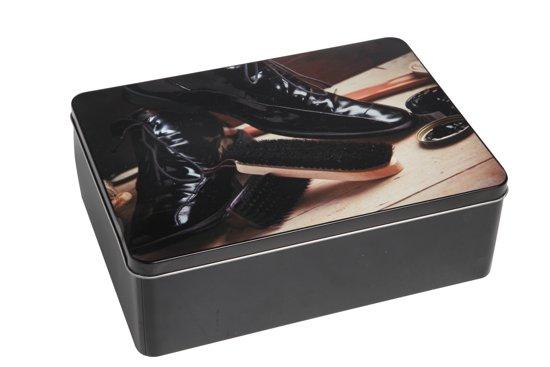 Bol.com cosy&trendy doos deco schoenpost 31.8 cm x 22.5 cm x 10.4 cm