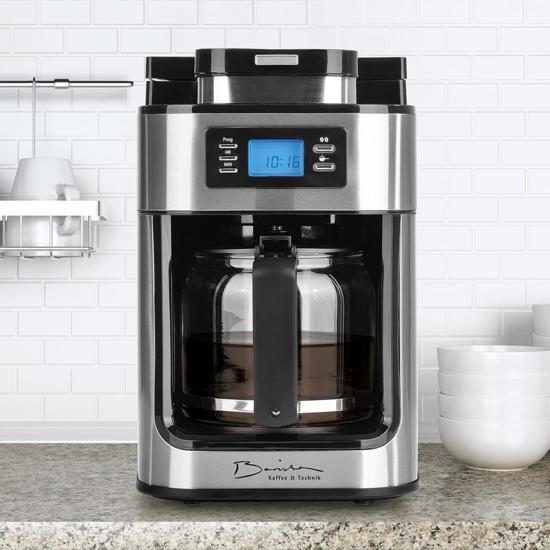 Goede bol.com | Barista - Koffiezetapparaat - ook geschikt voor koffiebonen EB-66