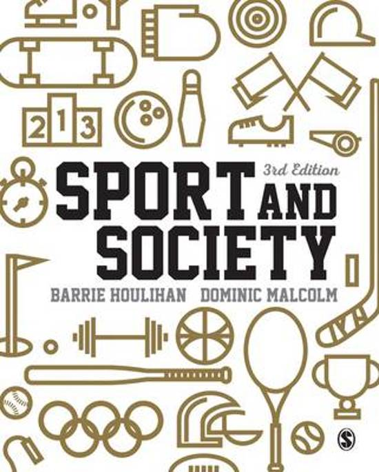sports and society