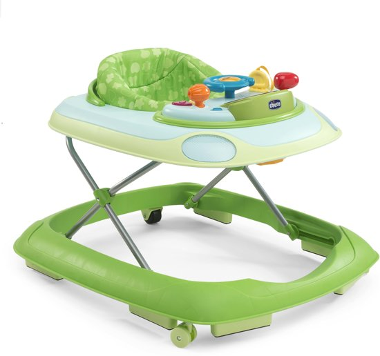 Bolcom Chicco Loopstoel Groen Tiamo Speelgoed