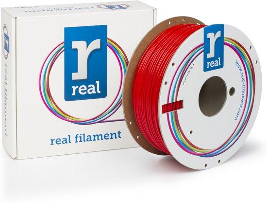 REAL Filament PETG rood 2.85mm (1kg)