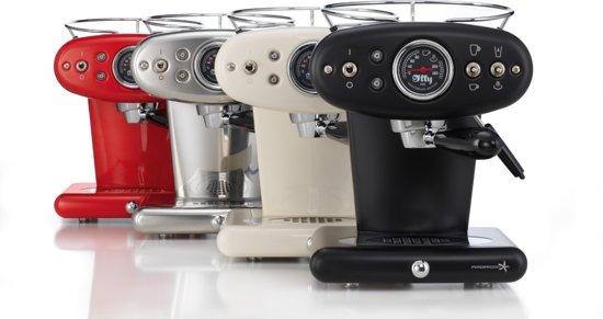 illy FrancisFrancis X1 Anniversary Espresso & Coffee Espressomachine