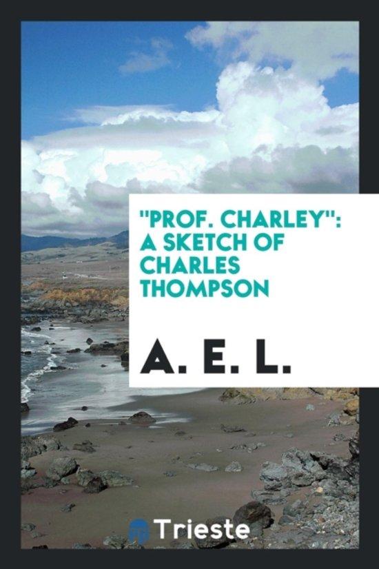 Prof. Charley