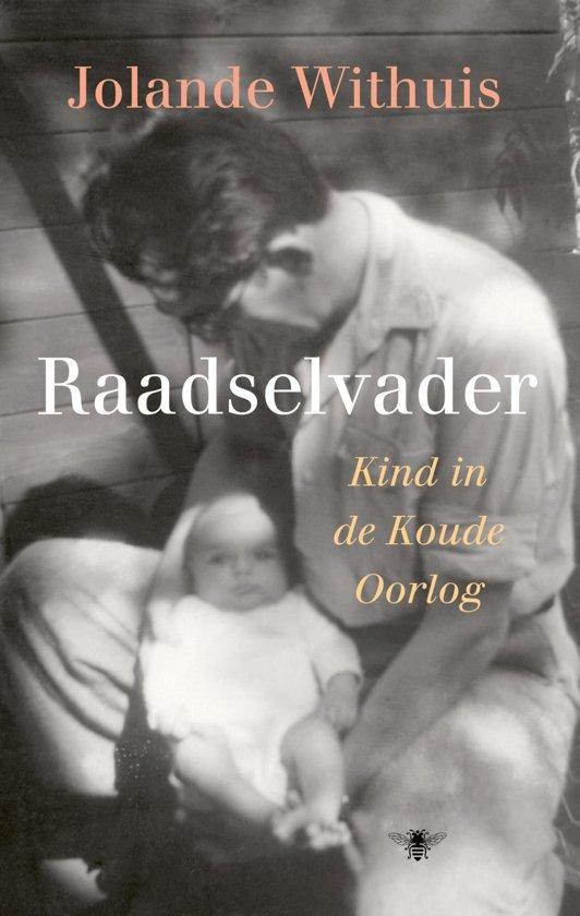 Boek cover Raadselvader van Jolande Withuis (Onbekend)