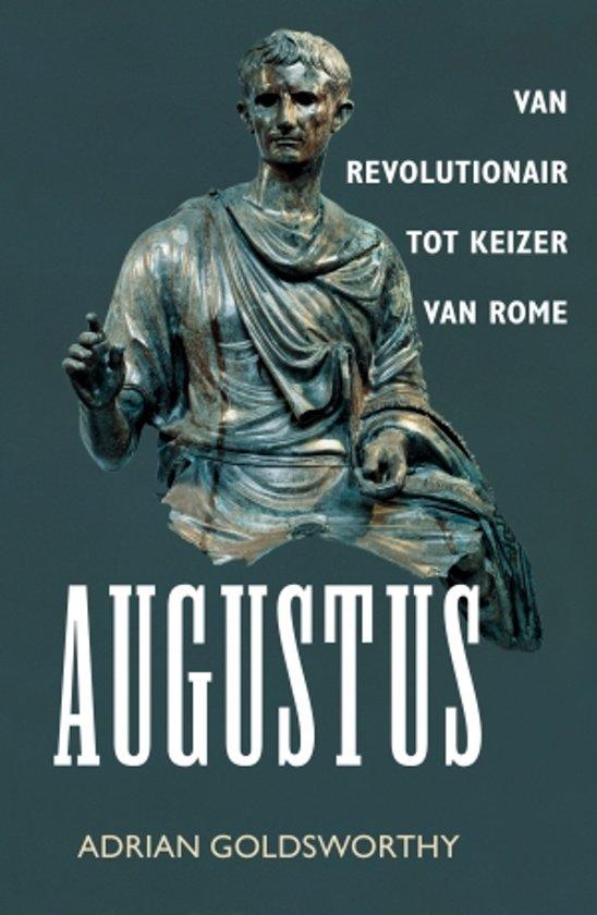 Boek cover Augustus van Adrian Goldsworthy (Paperback)