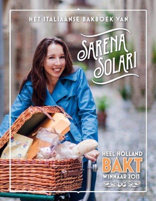 Het Italiaanse bakboek van Sarena Solari