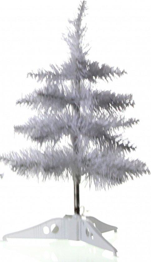 witte decoratie kerstboom 40 cm