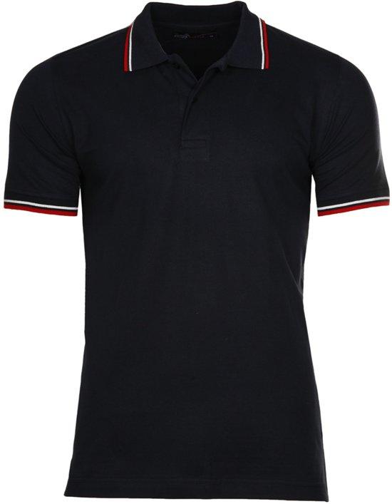 Antonio Basile Poloshirt BAS3-DBL