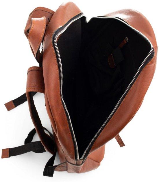 Backpack Still Rugzak Dust Leer Nordic Cognac hQrCxsdt