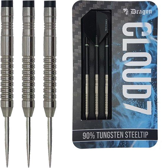 Dragon darts – Cloud7 - 90% tungsten – 22 gram – dartpijlen