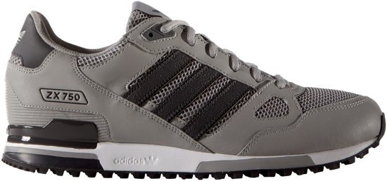 adidas zx 750 heren zwart