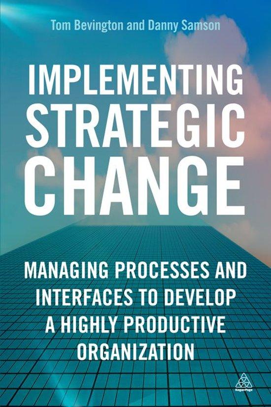 the strategic management process ben