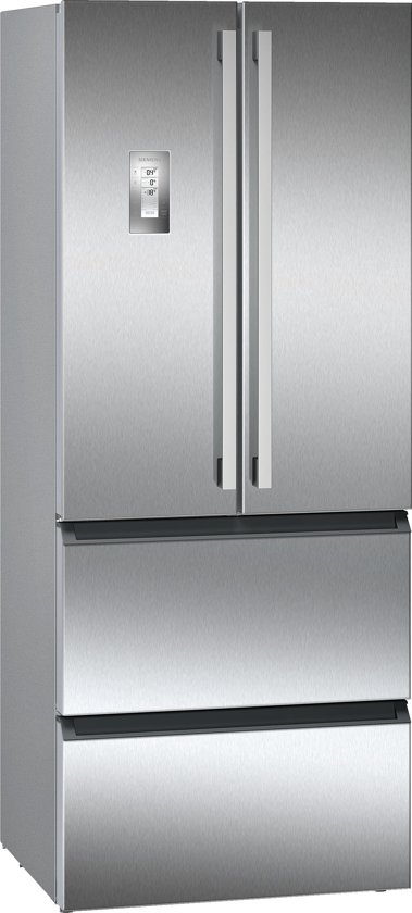 Siemens KM40FAI20 iQ700 - Amerikaanse koelkast - RVS