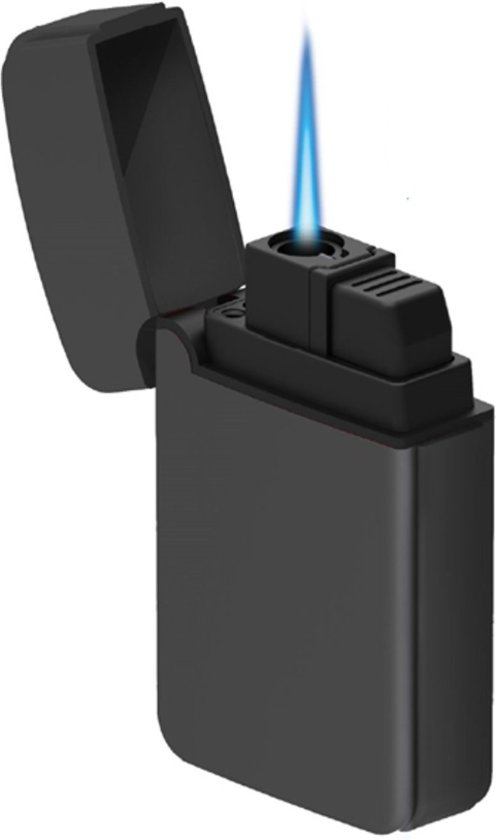 Jetflame Aansteker - Windproof - Vuurwerk - Met Opdruk