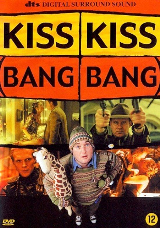 Cover van de film 'Kiss Kiss Bang Bang'