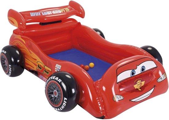 Intex opblaasbare ballenbak Cars 180 x 145 x 71 cm