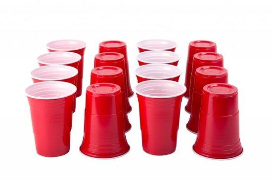 Red Cups - 25 stuks - 473 ml