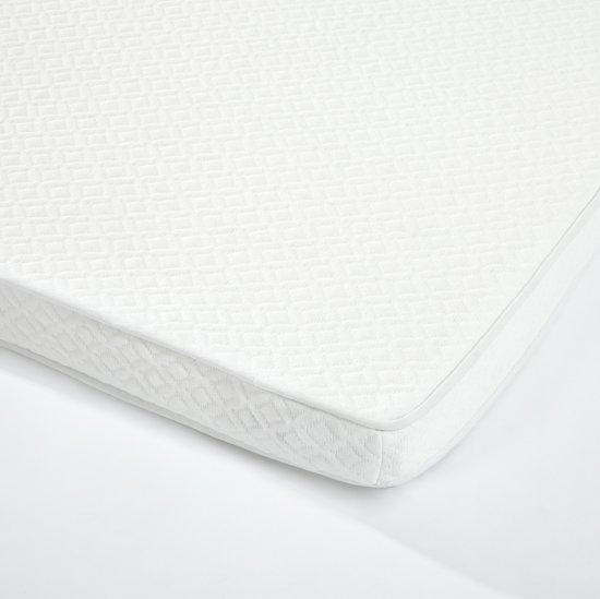 Lumaland - Matras topper - Comfort schuim - Visco elastisch orthopedisch topdekmatras - 160 x 200 cm + 5 cm
