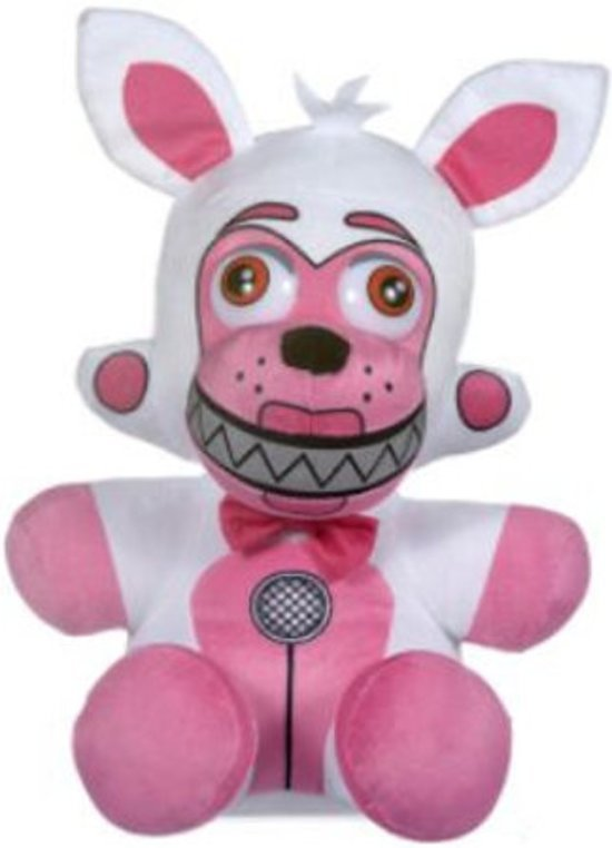 Pluche Five Nights at Freddy`s: Funtime Foxy 30 cm