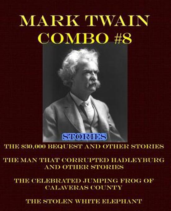 Mark Twain Combo #8