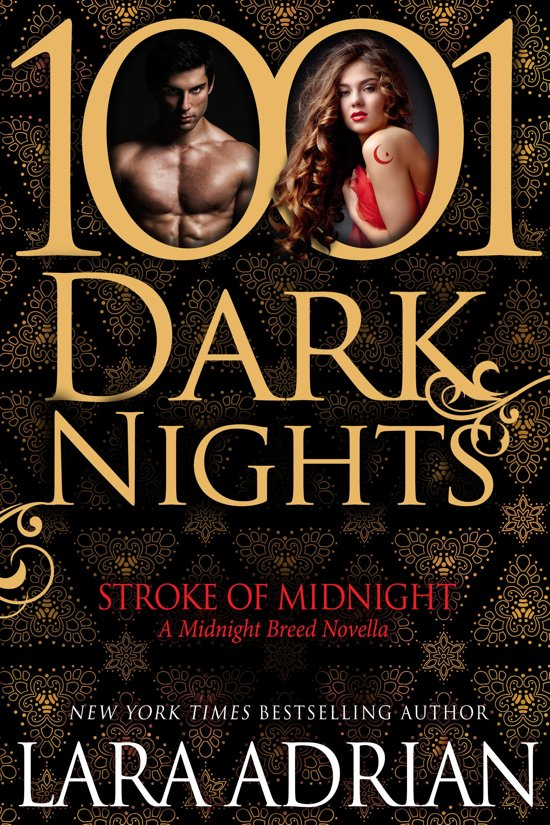 Stroke of Midnight: A Midnight Breed Novella