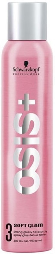 Schwarzkopf OSiS Soft Glam Strong Glossy Spray 200ml