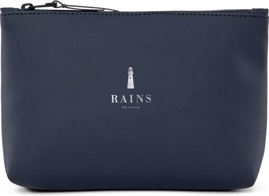 Rains Cosmetic Bag 1560 Toilettas - Blue