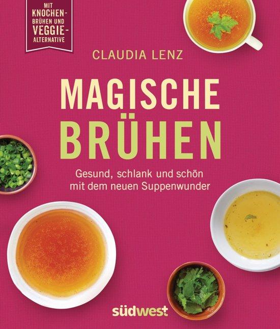 Boek cover Magische Brühen van Claudia Lenz (Onbekend)