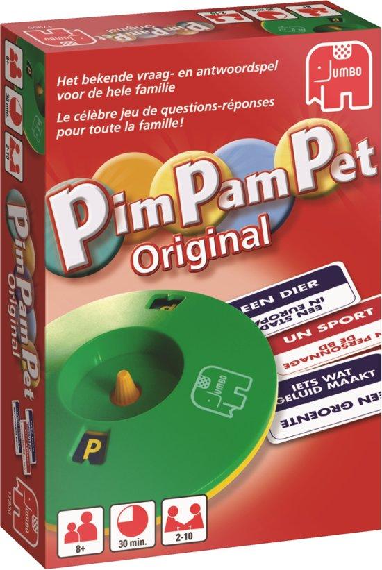 Afbeelding van het spel Pim Pam Pet Original - Gezelschapsspel