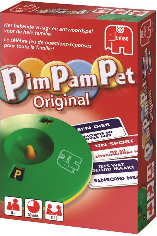 Thumbnail van een extra afbeelding van het spel Pim Pam Pet Original - Gezelschapsspel
