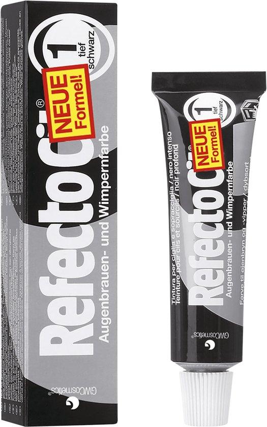 Refectocil Wimper & Wenkbrauw verf zwart 15 ml