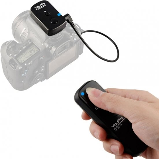 Nikon F90 / F90X Draadloze Afstandsbediening / YouPro Camera Remote type YP-860II DC0