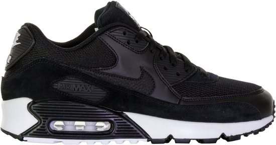zwart 077 90 Air 537384 Nike Essential 43 wit Maat Max aO7qZU