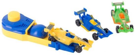 Gearbox Raceauto's Met Lanceerder 4-delig