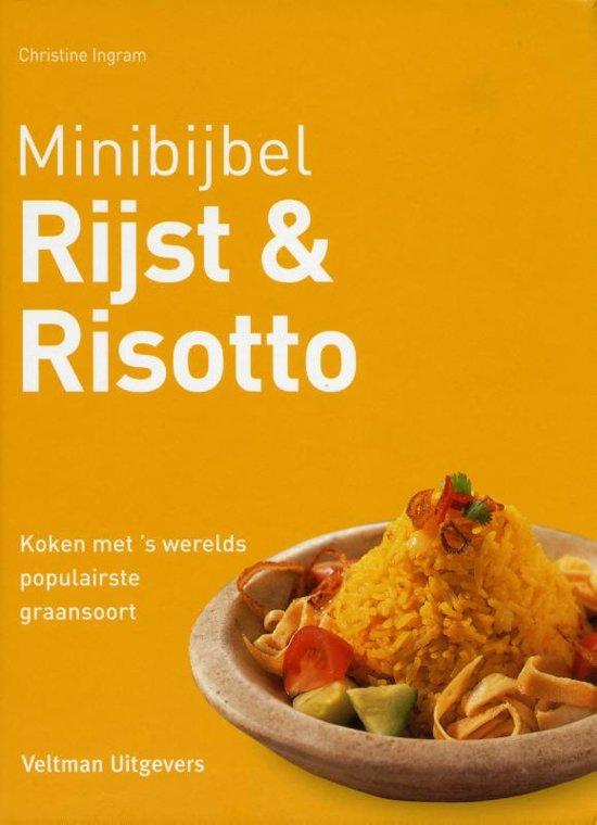 welke rijst voor risotto