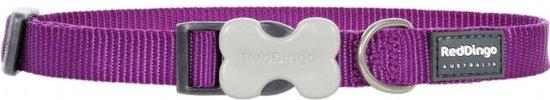 Red Dingo Halsband Hond  12mm 20-32cm DC-ZZ-PU-12