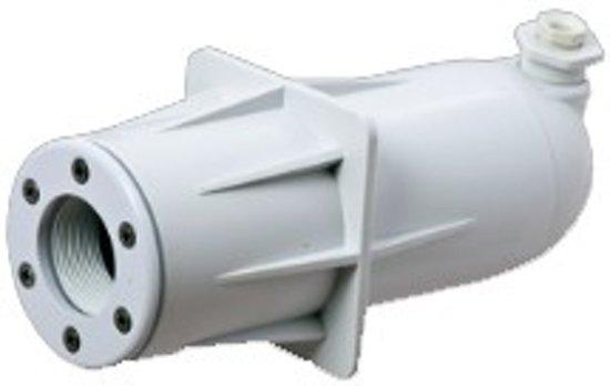 PZA-WC Wanddoorvoer voor baden