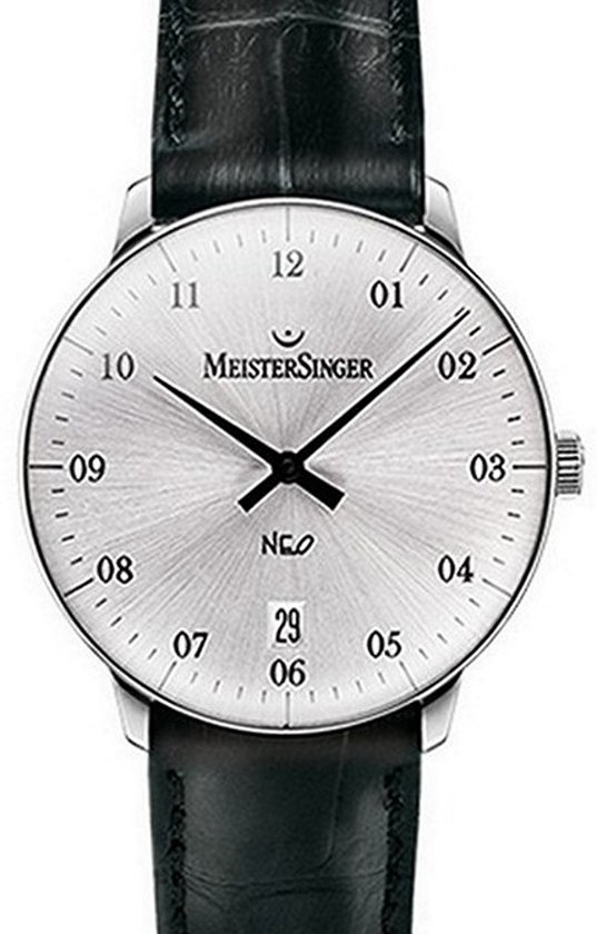 MeisterSinger Mod. NE201 - Horloge