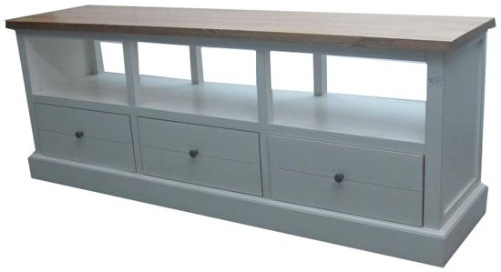 Chinese Tv Kast Dressoir Wit Modern