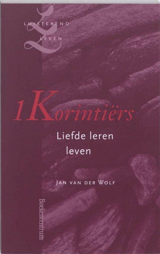 Luisterend leven 1 korinti rs j l van der for Stichting timon amsterdam