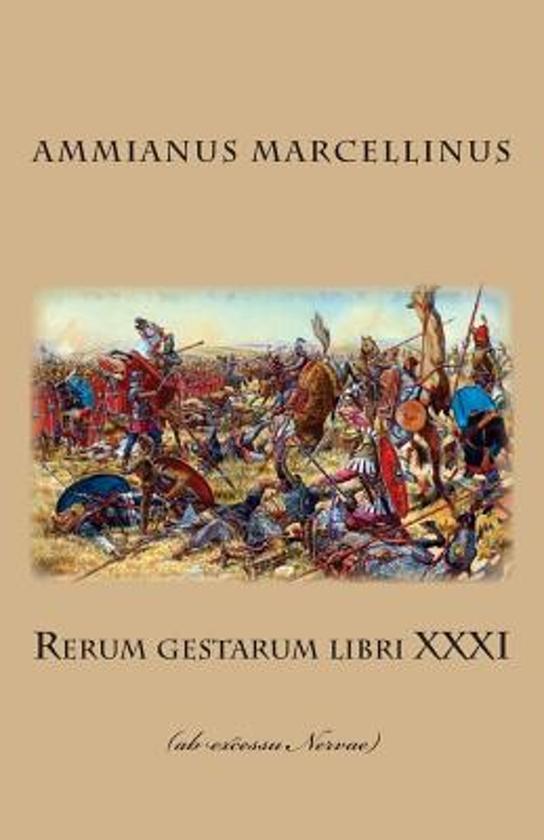 Rerum Gestarum Libri XXXI
