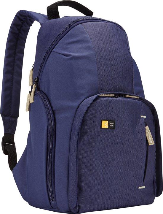 Case Logic TBC411 - Camera Rugzak - Blauw