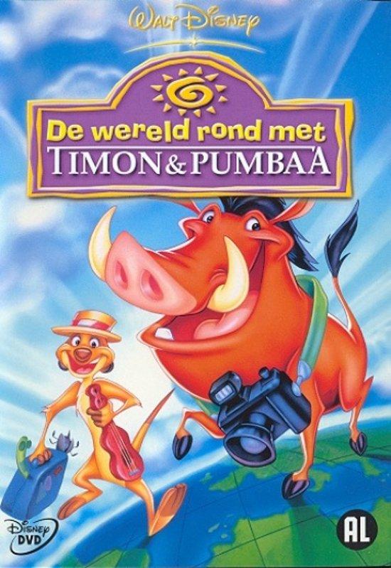 Timon pumbaa wereld rond met cartoon for Timon begeleid wonen