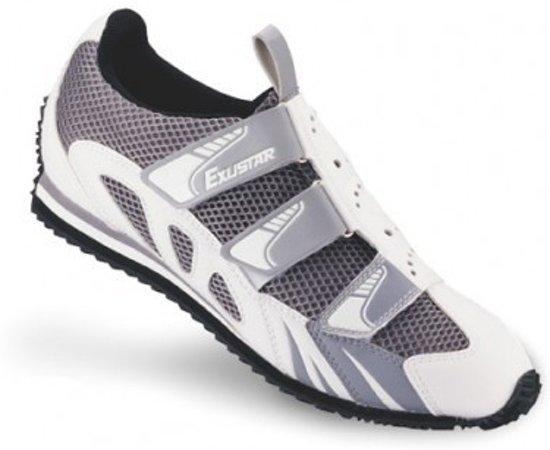 Blanc Chaussures M-wave Avec Des Hommes De Fermeture Velcro xta35cbU