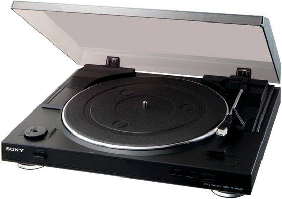 Sony PS-LX300 - Platenspeler - Zwart